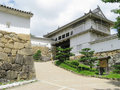 Himeji Main Entrance Royalty Free Stock Photo