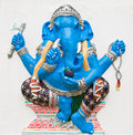 Hindu ganesha God Named Ekdanta Ganapati Stock Photography