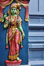 Hindu God Stock Photography