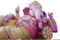 Hindu god, Ganesh statue in Thailand Royalty Free Stock Photos