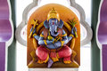 Hindu God Ganesha Royalty Free Stock Photo