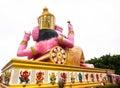 Hindu god icon of the success