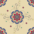 Hindu mandala pattern