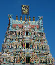 Hindu Temple Royalty Free Stock Image