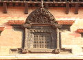 Hindu temple architecture. Royalty Free Stock Photo
