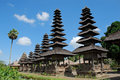 Hindu temple in Bali Royalty Free Stock Photo