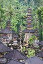 Hindu temple,  Bali, Indonesia Royalty Free Stock Images