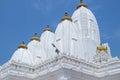 Hindu temple at bangalore Royalty Free Stock Photo