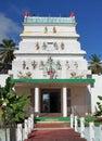 Hindu Temple, Guadeloupe, Cari...