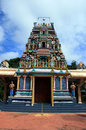 Hindu temple, Malaysia Stock Photo