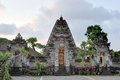 Hindu temple at Ubud, Bali, Indonesia Royalty Free Stock Photo