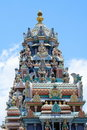 Hinduism Temple In Penang Royalty Free Stock Photos