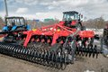 Hinged equipment for tractor. Tyumen. Russia