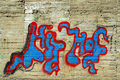 Hip hop graffiti Royalty Free Stock Photo