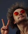 Hippie Stock Photography