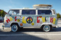 Hippie Van Retro Style. Make L...