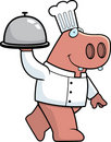 Hippo Chef Stock Photos