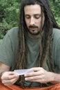 Hippy Royalty Free Stock Photo