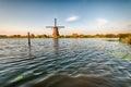 Historians Dutch windmills