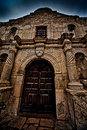 The Historic Alamo in San Antonio Texas Stock Photo