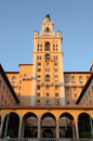 Historic Biltmore Hotel, Miami Royalty Free Stock Images