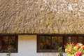 Historic Black Forest Farmhouse Detail Royalty Free Stock Image