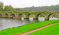 Historic Bridge in Ireland Royalty Free Stock Photography