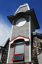 Historic building in chemainus Royalty Free Stock Photography