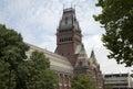 Historic Building In Harvard U...