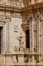 Historic buildings and monuments of Seville, Spain. Ayuntamiento de Sevilla Royalty Free Stock Photo