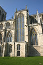 Historic Cathedral in England Stock Photo