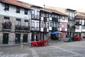 Historic centre of guimaraes portugal typical houses is one the most important historical cities in its historical center is a Stock Photo