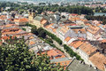 Historic centre of Trencin city, Slovakia