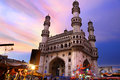 Historic Charminar Stock Photography