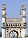 Historic Charminar Royalty Free Stock Photo