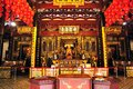 Historic Chinese Temple Royalty Free Stock Photo