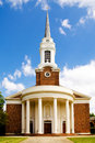 Historic church Royalty Free Stock Photography