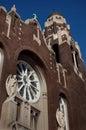 Historic church building Stock Photo