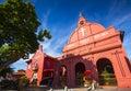 Historic church in melaka malaysia a built by the dutch colonists Stock Photos