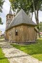 Historic church of Saint Catherine in Sromowce Nizne, Poland