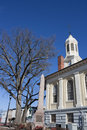 Historic courthouse in old town warrenton virginia which is located fauquier county Stock Photo