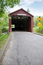 Historic Covered Bridge Stock Photos