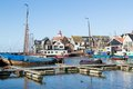 Historic Dutch Harbor Of Urk W...