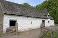 Historic Farmhouse building Royalty Free Stock Photo