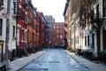 Historic Gay Street In New Yor...