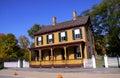 Historic home Royalty Free Stock Photo