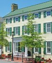 Historic Home in Smyrna Delaware Royalty Free Stock Photo