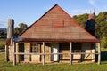 Historic Homestead Royalty Free Stock Photo