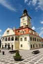 Historic House In Transylvania Royalty Free Stock Photo