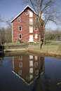 Historic Kirby Mill, Stock Images